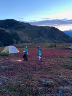 Camping with Kids Hacks and Tips