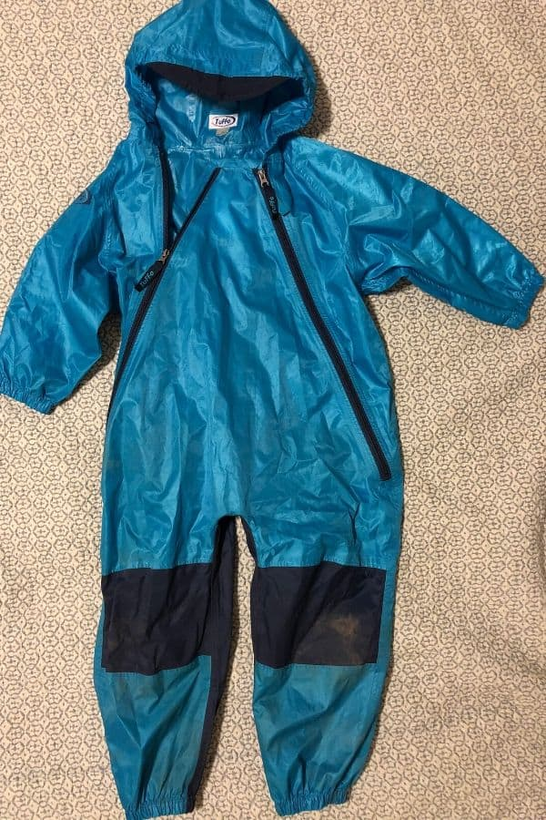 Tuffo Muddy Buddy Rain Suit
