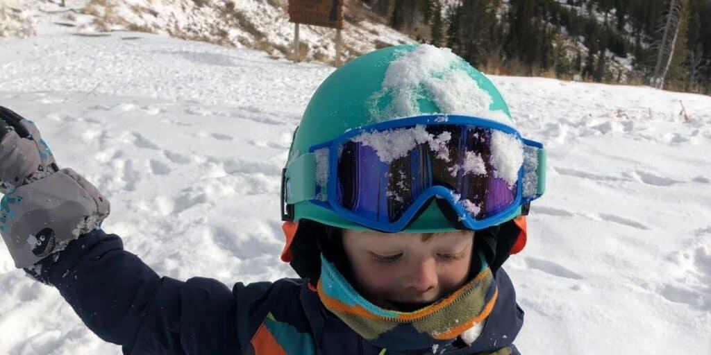 Anon Define Helmet for Kids