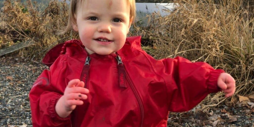 Tuffo Rain Suit Review: Let them splash!