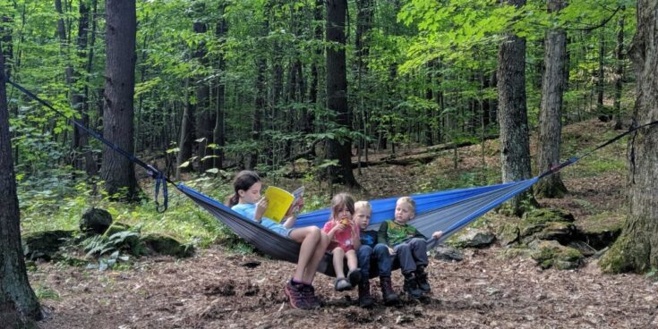 Best Books for Outdoor Lovers of All Ages