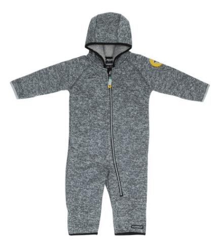 Molehill Kids 4-Way Stretch Base Layer Hoodie Infant to Big Kids