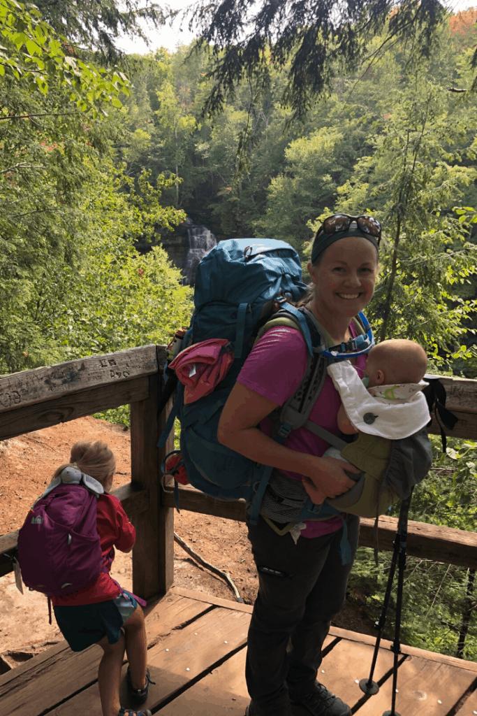 Postpartum Hiking Safety