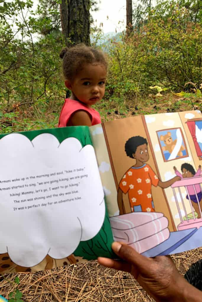 Diverse Books for Kids in the Outdoors