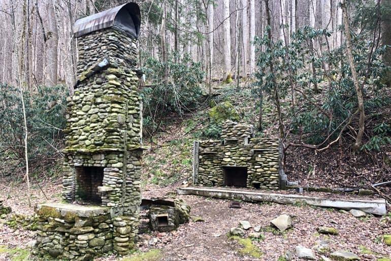 Elkmont Chimneys