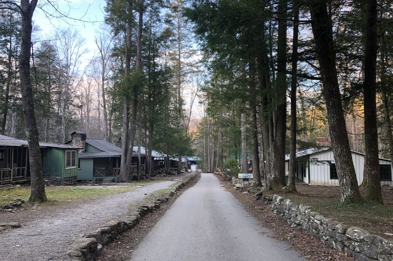 Elkmont's Daisy Town