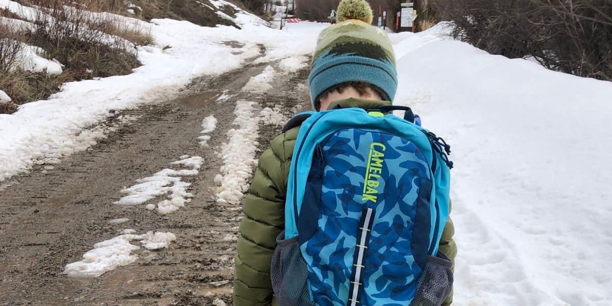 CamelBak Kids' Scout Hydration Pack