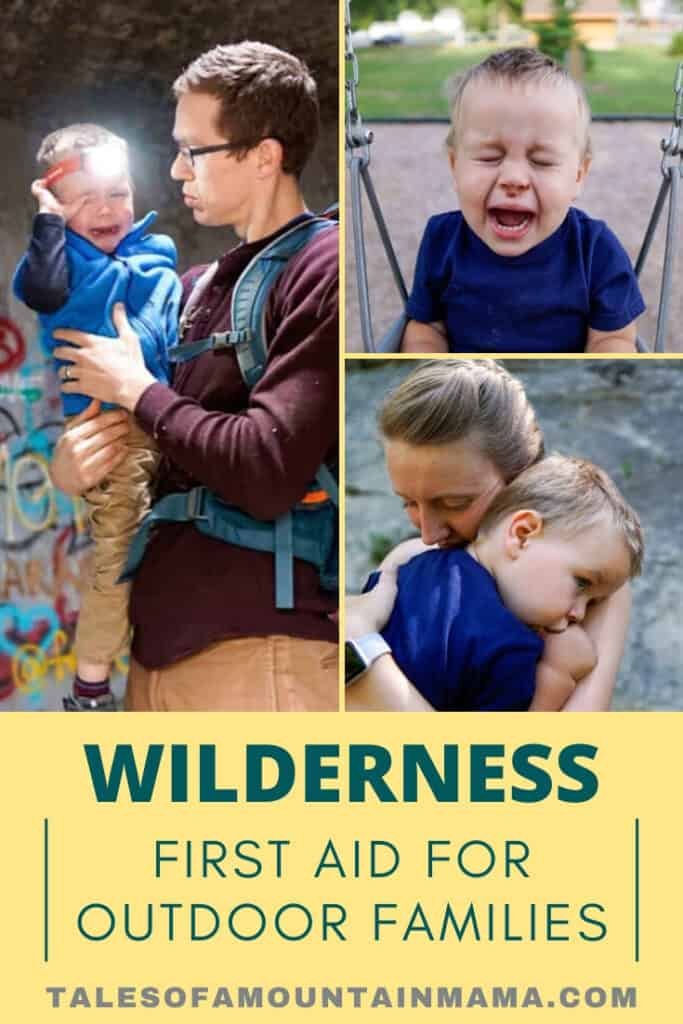 Wilderness First Aid for Outdoor Families