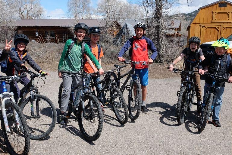 Biking Scavenger Hunt