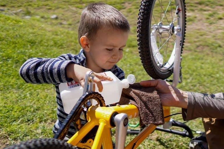 Bike Maintenance for Families