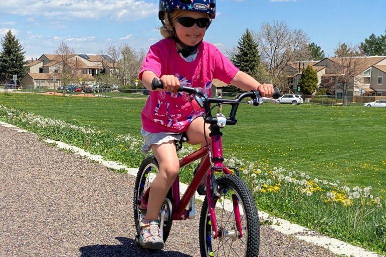 How to Teach a Kid to Pedal a Bike