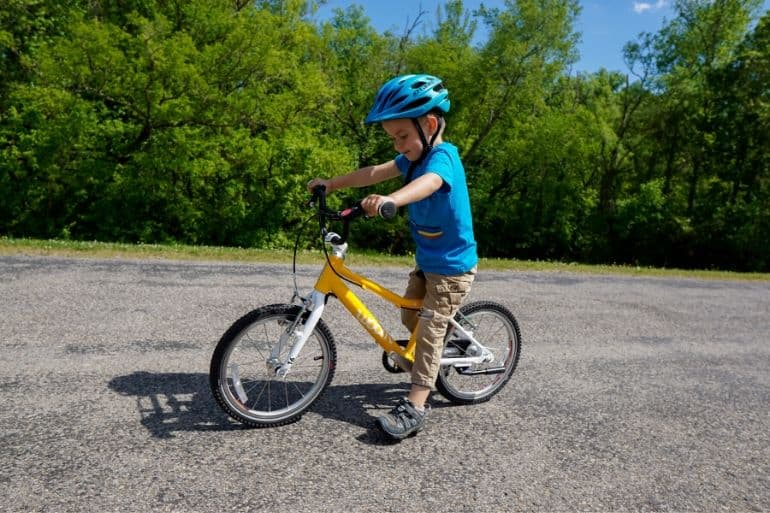 How to Teach a Kid to Pedal a Bike