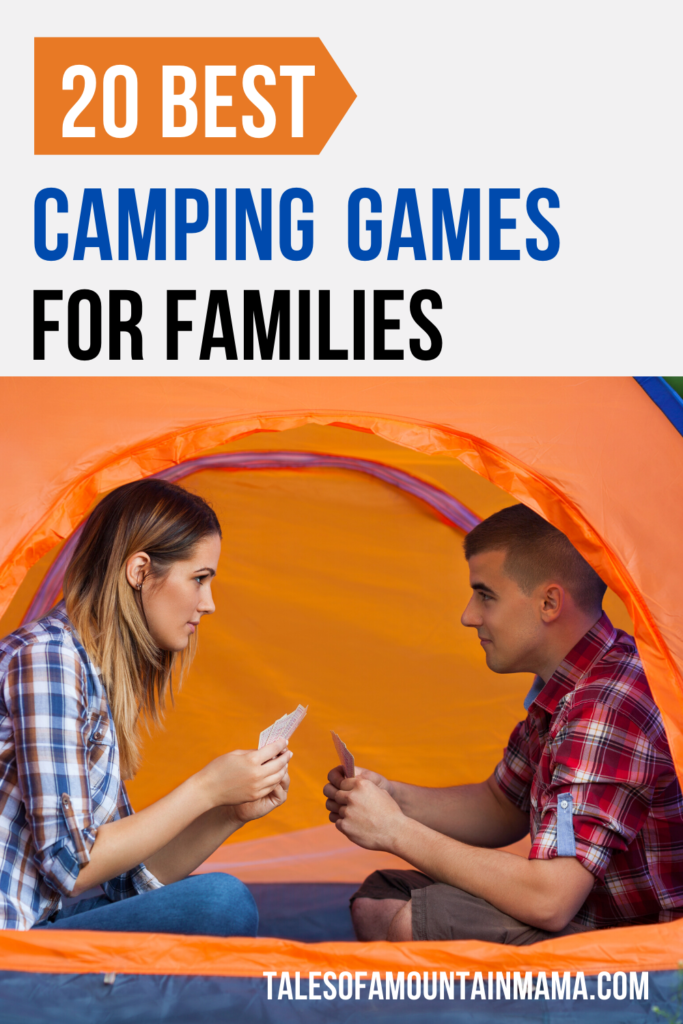 Best Camping Games for Families