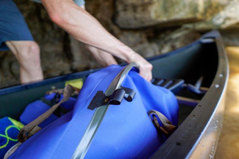 Watershed drybags ZipDry closure