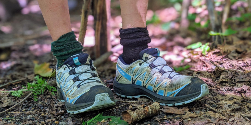 Best Hiking Shoes for Kids - Tales of a