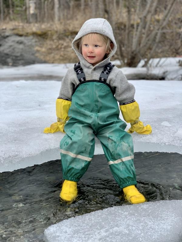 Rain Bibs for Kids
