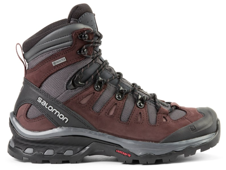 hiking boots for women salomon