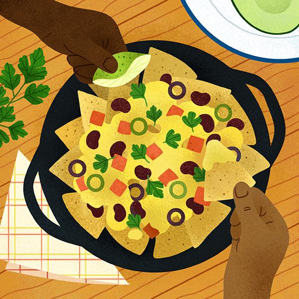 The Easy Camp Cookbook Campfire Nachos