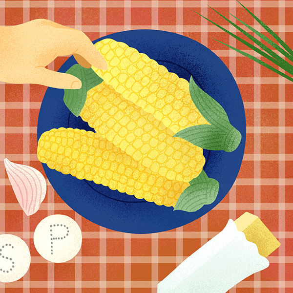 The Easy Camp Cookbook Garlic Butter Campfire Corn
