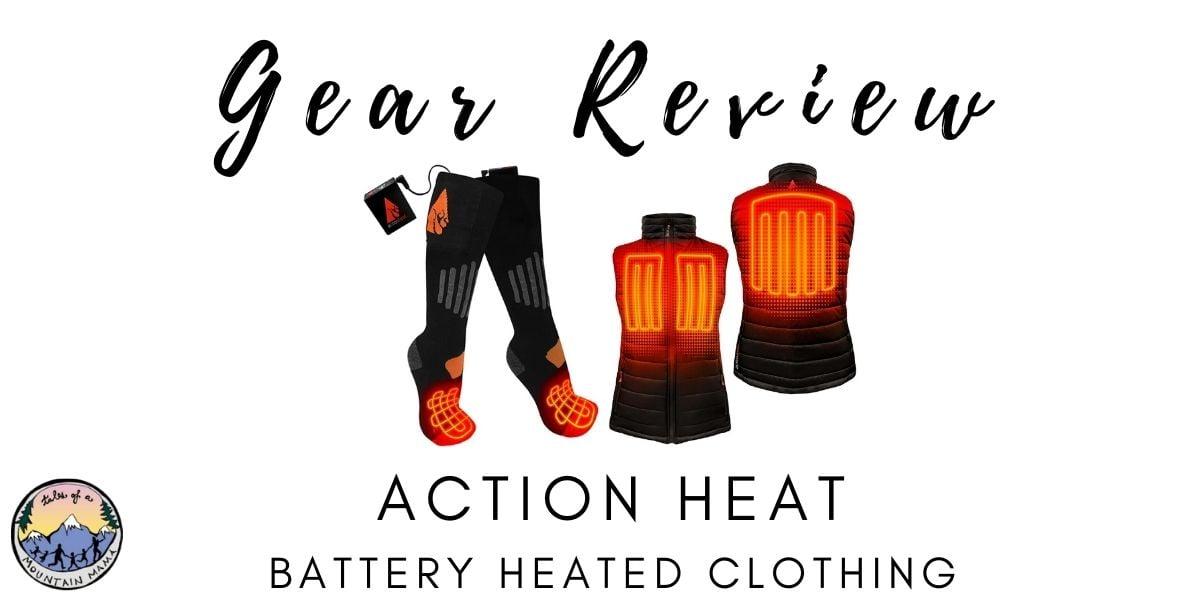 ActionHeat Headed Clothing