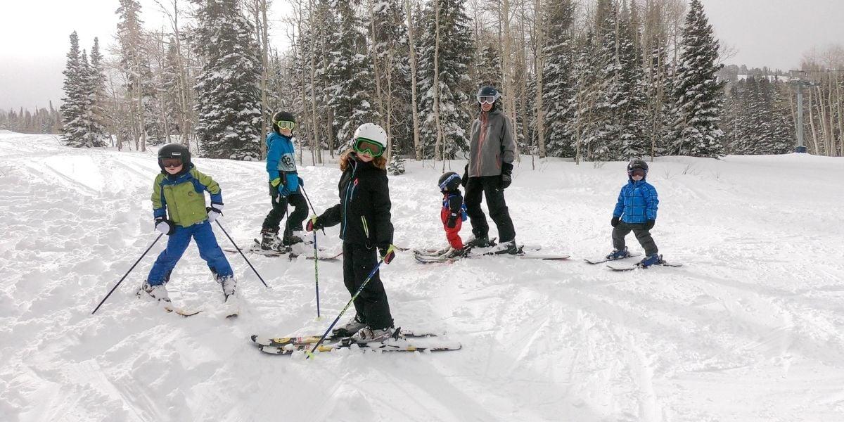 8 Ski Safety Tips for Kids