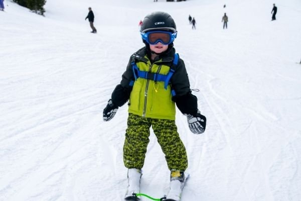 Ski Safety Tips for families