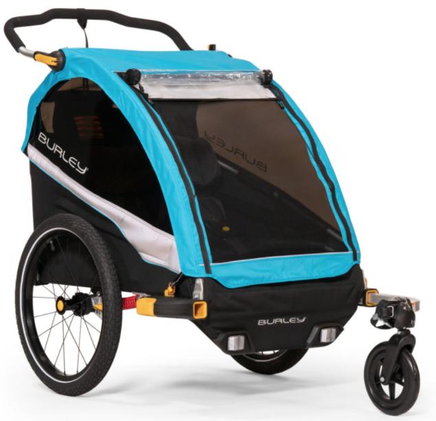 Stroller for all seasons