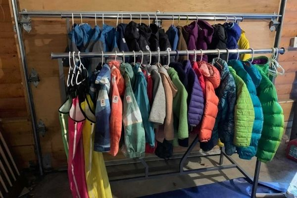 Organizing Your Mudroom for Winter