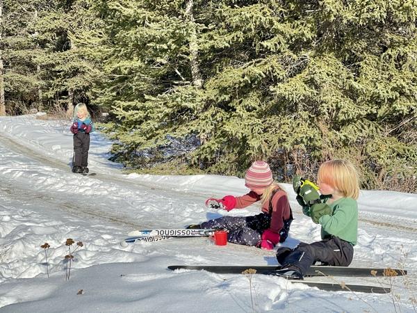 ski games for kids