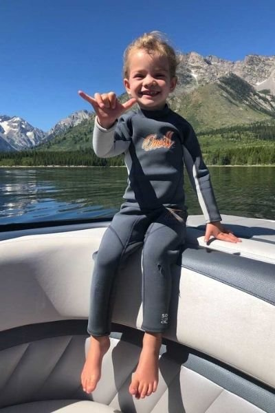 Best wetsuits for kids