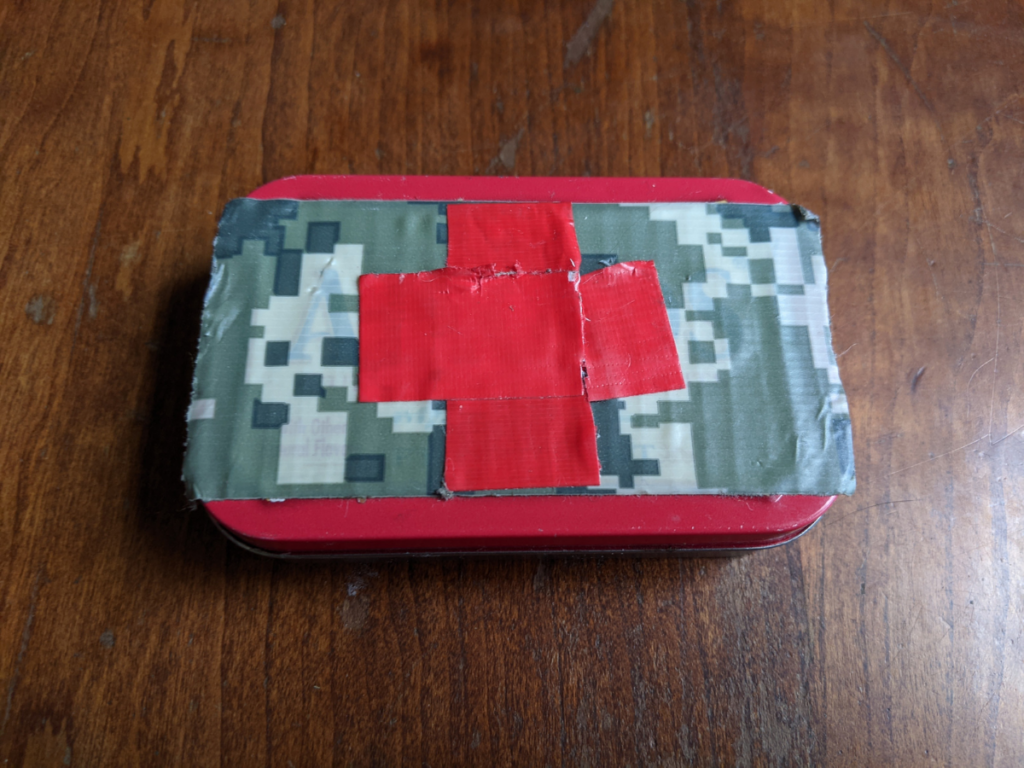 DIY First Aid Kit for Families