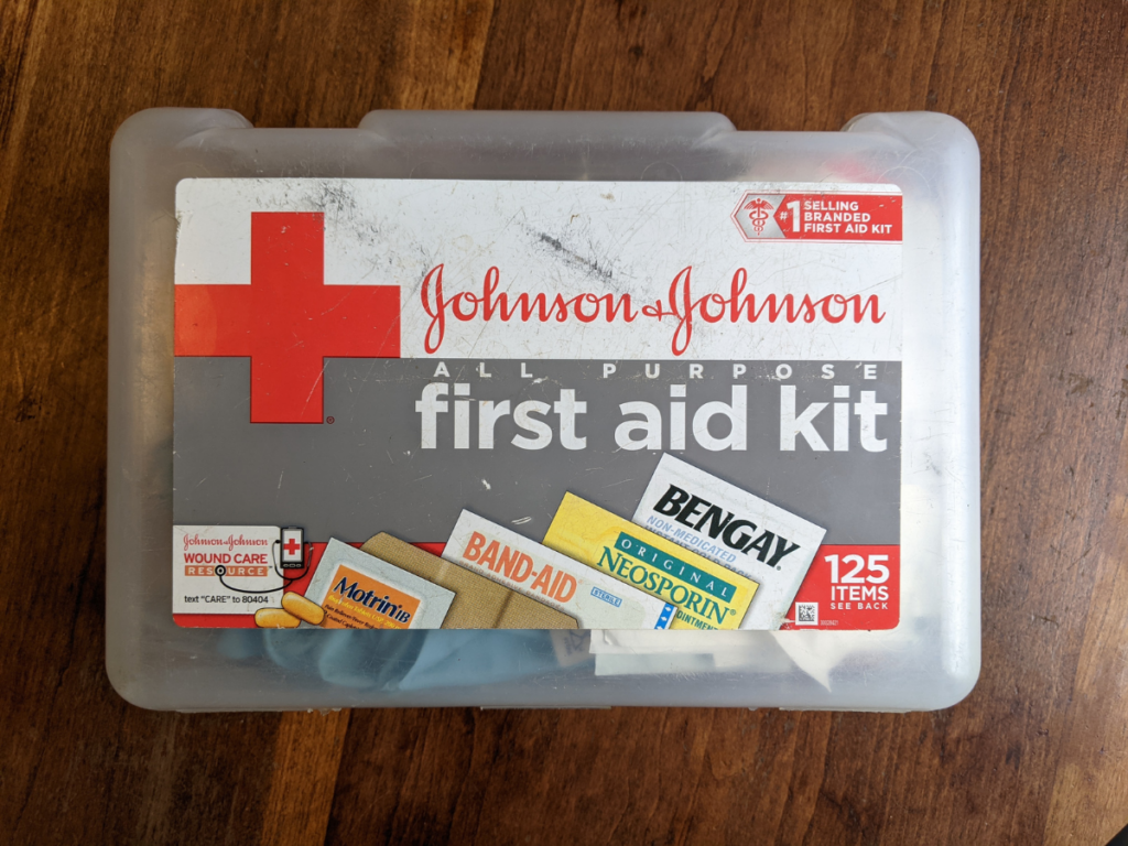 DIY First Aid Kits for the Outdoor Family