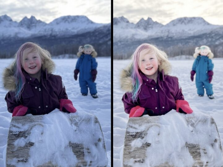 Take Better Photos of Your Kids with your Smartphone
