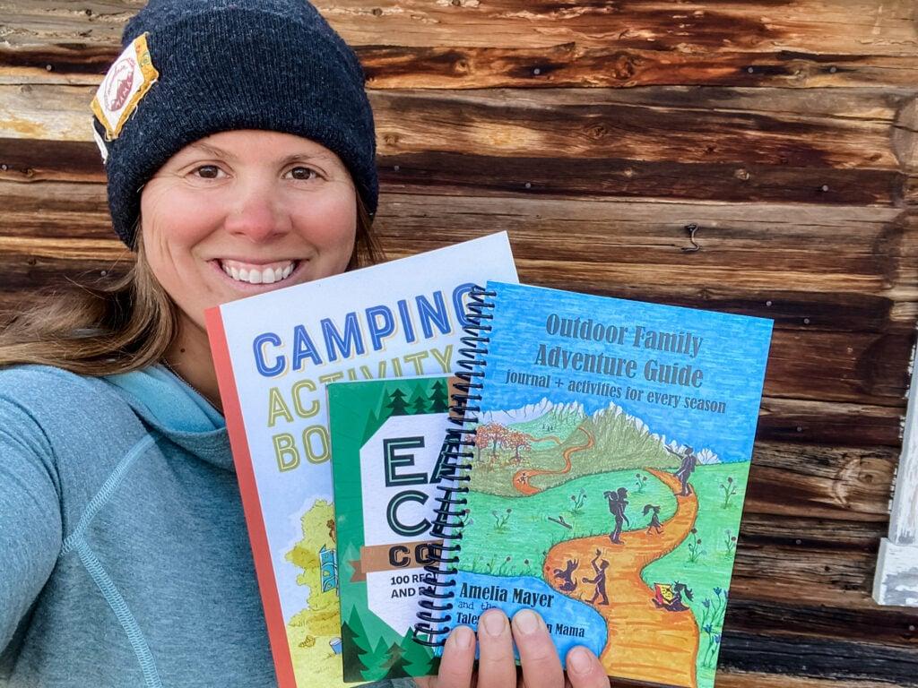 Camping Book Bundle