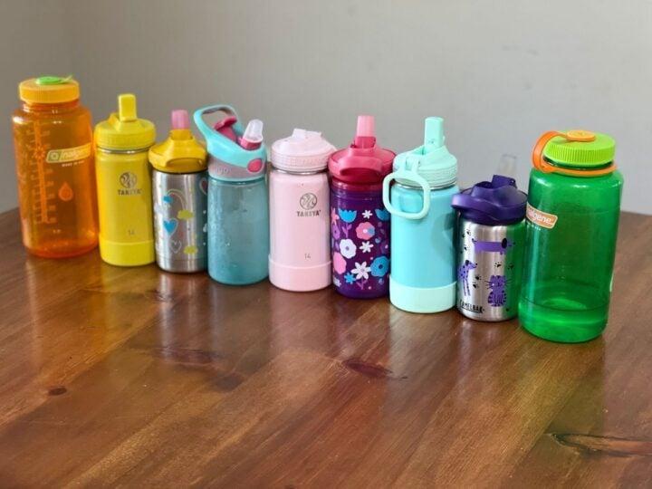 Best Water Bottles for Kids