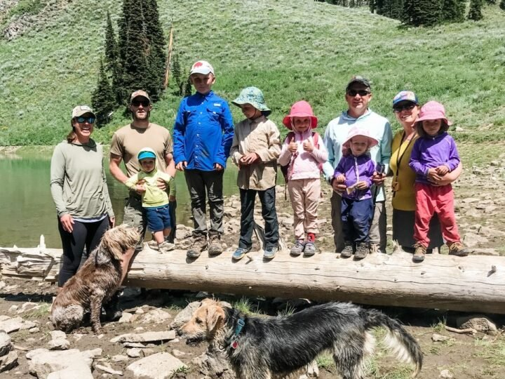 How to Hike with Kids of Different Abilities