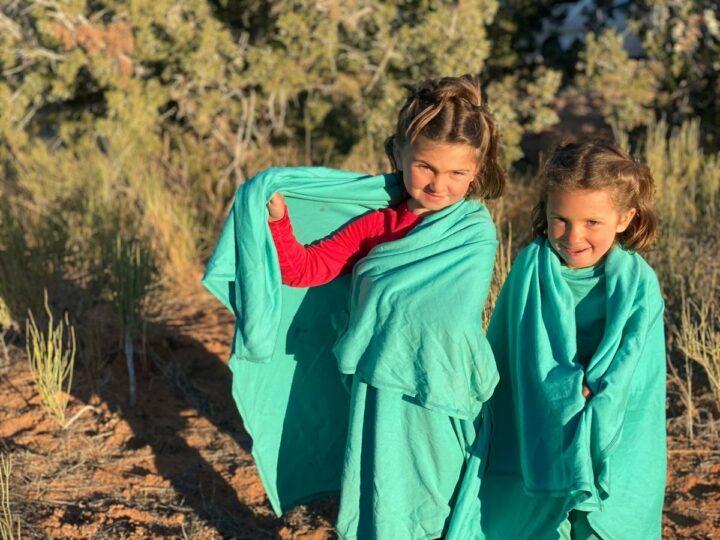 Iksplor adventure blanket for camping