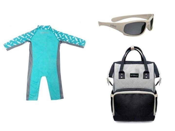 Stonz summer gear for kids