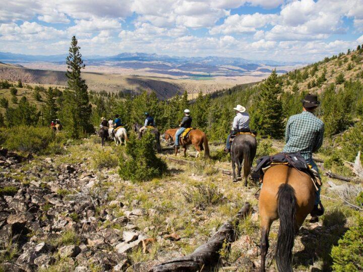 Summer Gear Guide CM Ranch Trail Ride