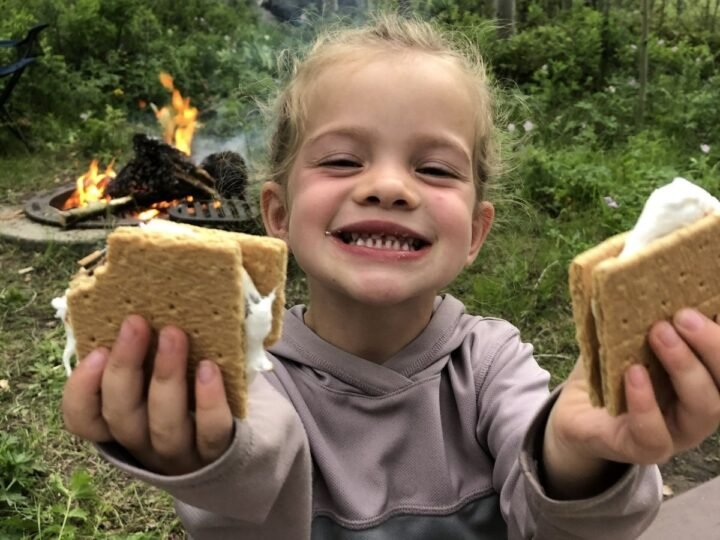 Family Camping Meal Plan