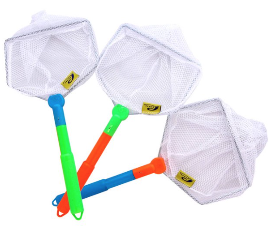 kids fishing nets for camping