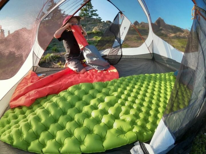 Best sleeping pads for family camping