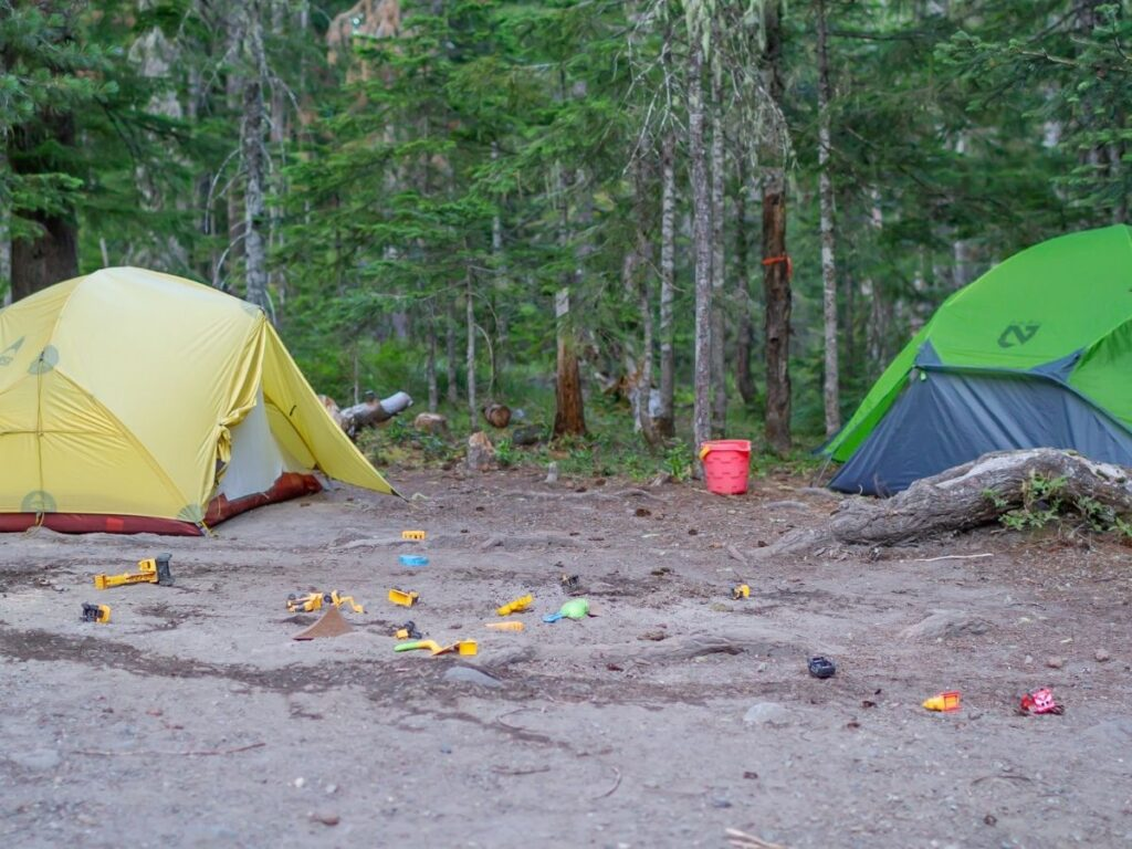 Toys for Camping