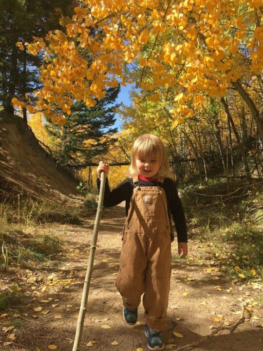 fall micro adventure ideas