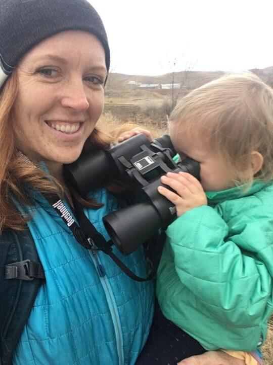 fall microadventure ideas go birding