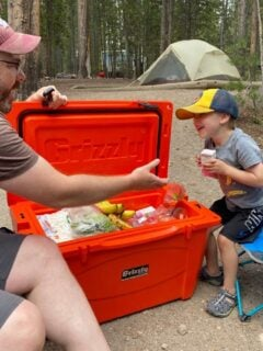 outdoor family coolers
