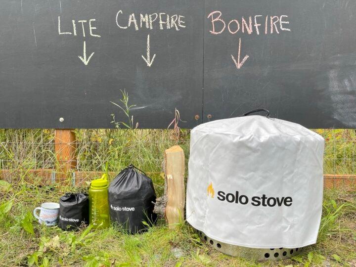 Solo stove comparison